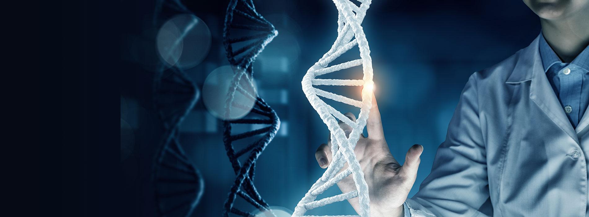 企業の遺伝子強化